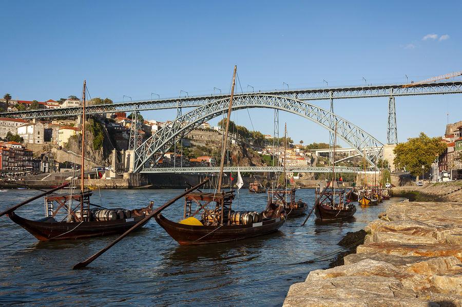 Cidades baratas para viajar na Europa: Porto.