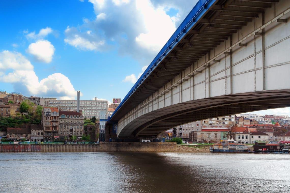 Cityscape, Belgrade, Serbia