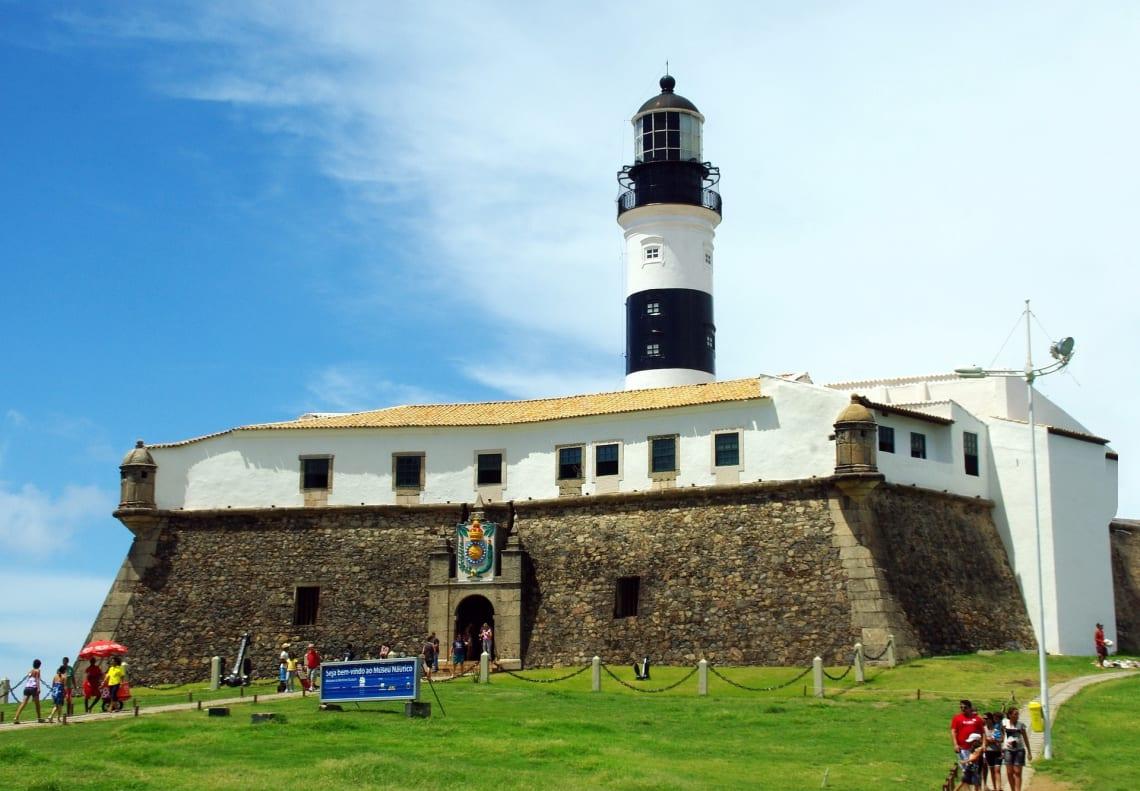 pontos turisticos de salvador bahia
