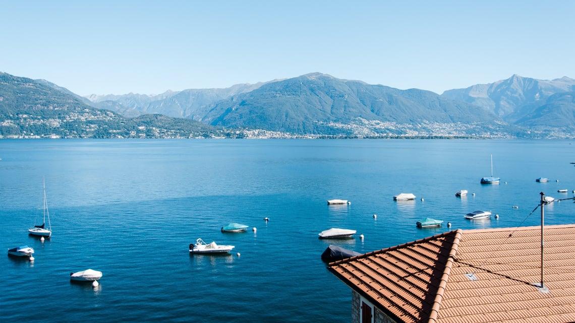 Italy destinations: Lake Maggiore, Piedmont