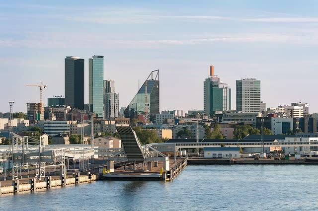 Cidades mais baratas da Europa para ser nômade digital: Tallin, Estônia