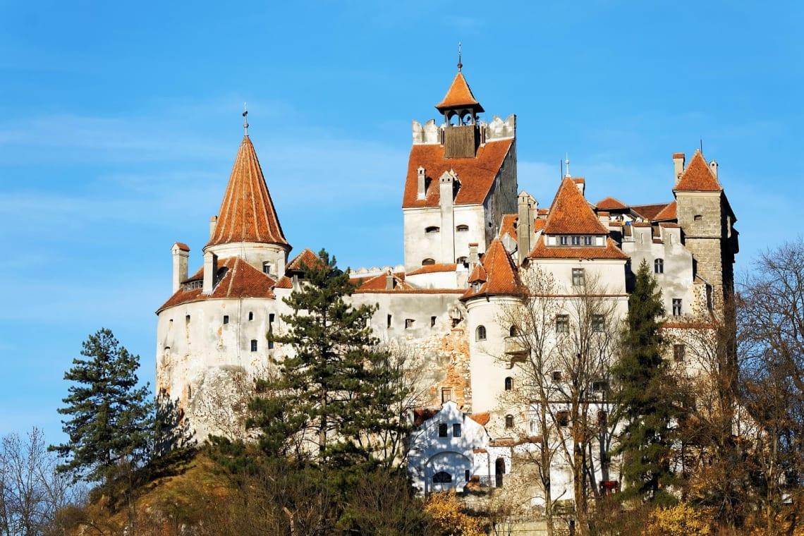 Viagem para a Romênia: Castelo Bran