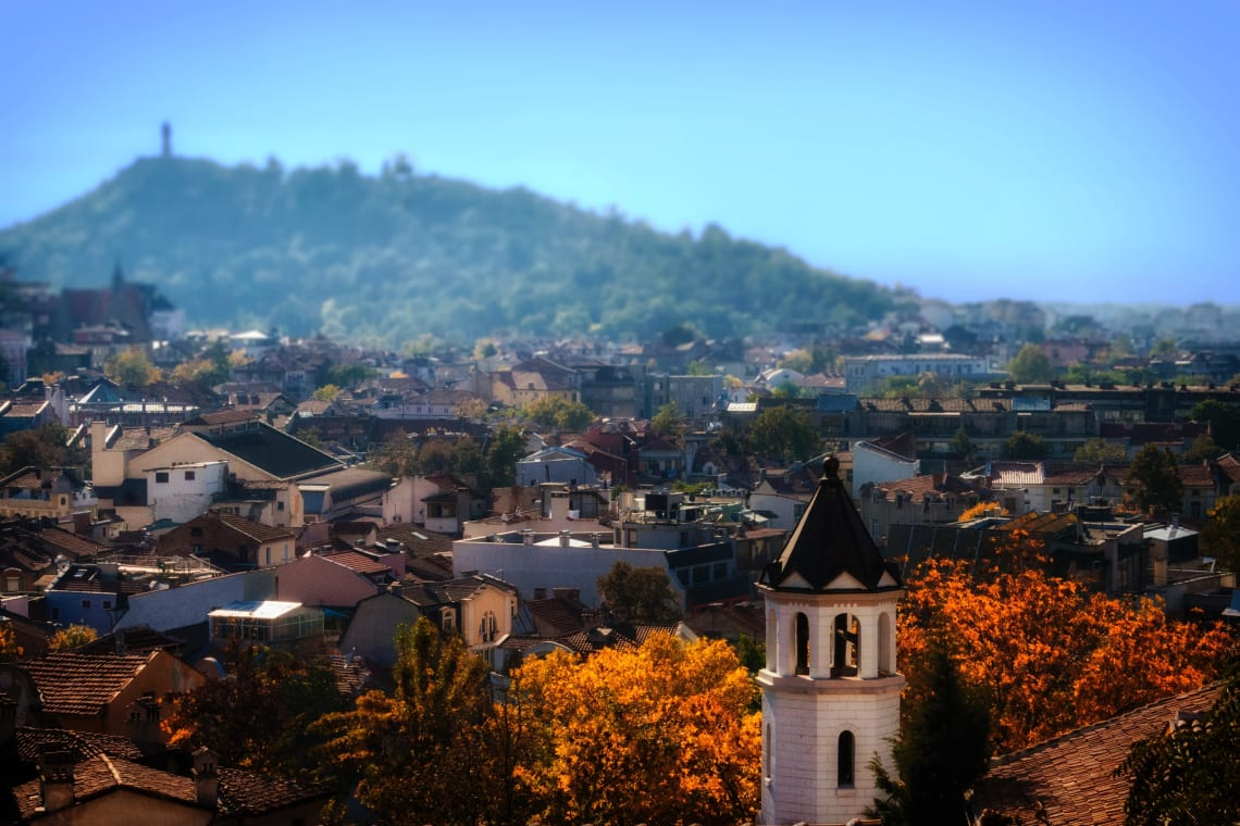 Backpacking in the Balkans: Bulgaria