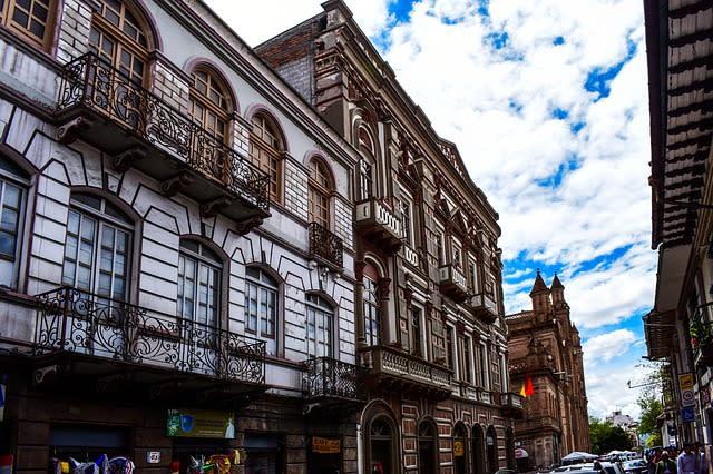 Lista de cidades na América do Sul que são boas e baratas para os nômades digitais: Cuenca