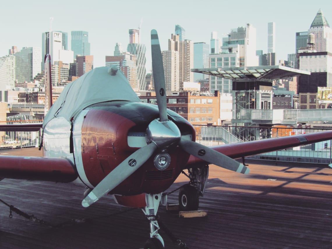 Guía para visitar Nueva York por primera vez: qué ver y recomendaciones - Worldpakcers - intrepid museum nueva york