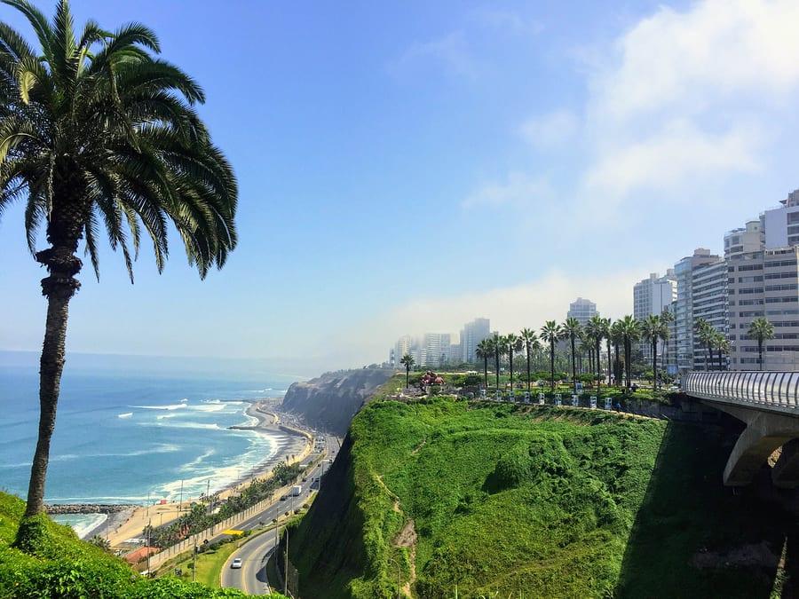 Lista de cidades na América do Sul que são boas e baratas para os nômades digitais: Lima