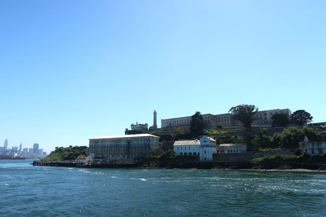 Dicas de São Francisco: Ilha de Alcatraz