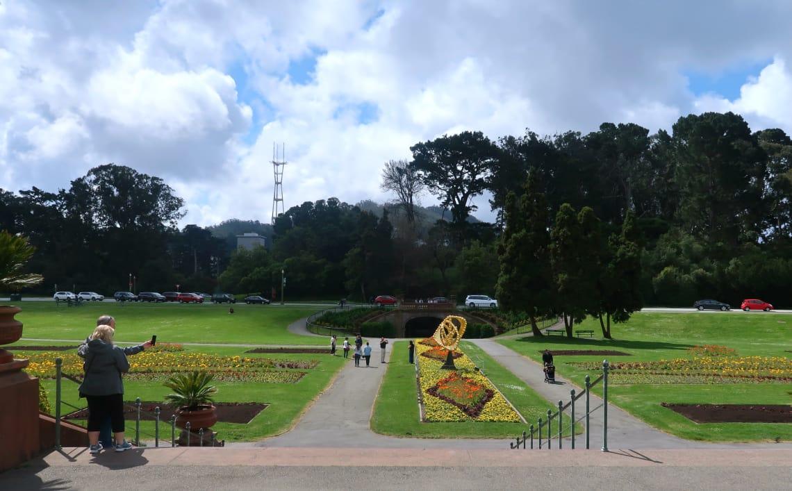 Dicas de São Francisco: Hippie Hill