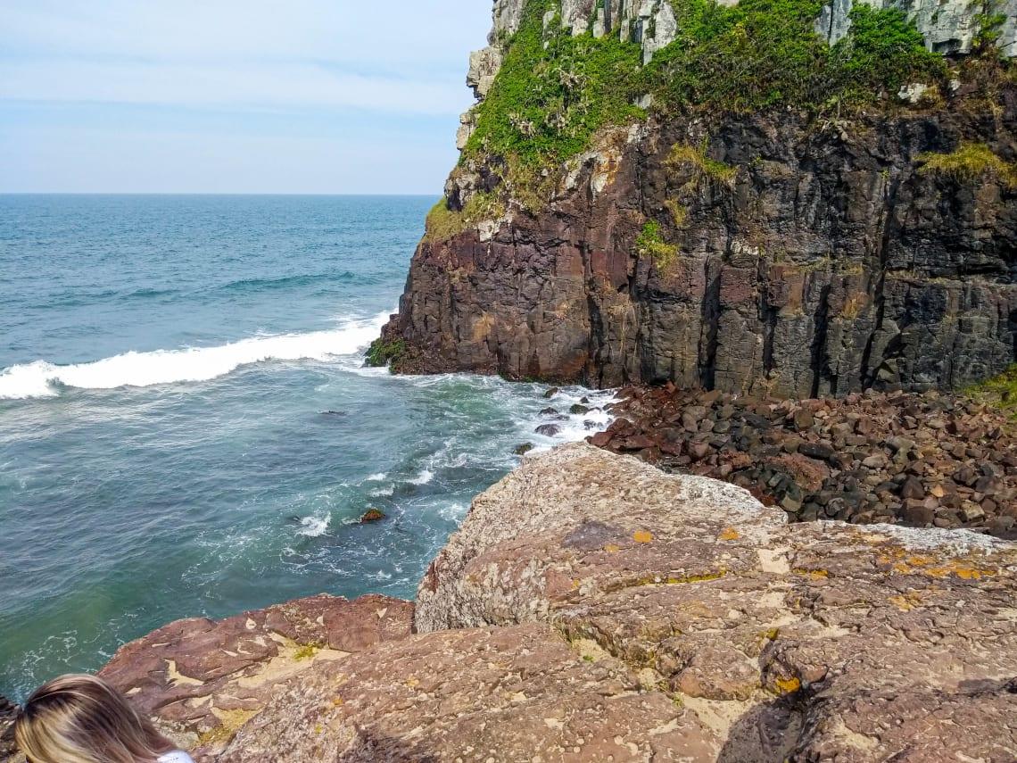 Praia da Guarita - Torres- RS - Brasil | Torres rs, Torre