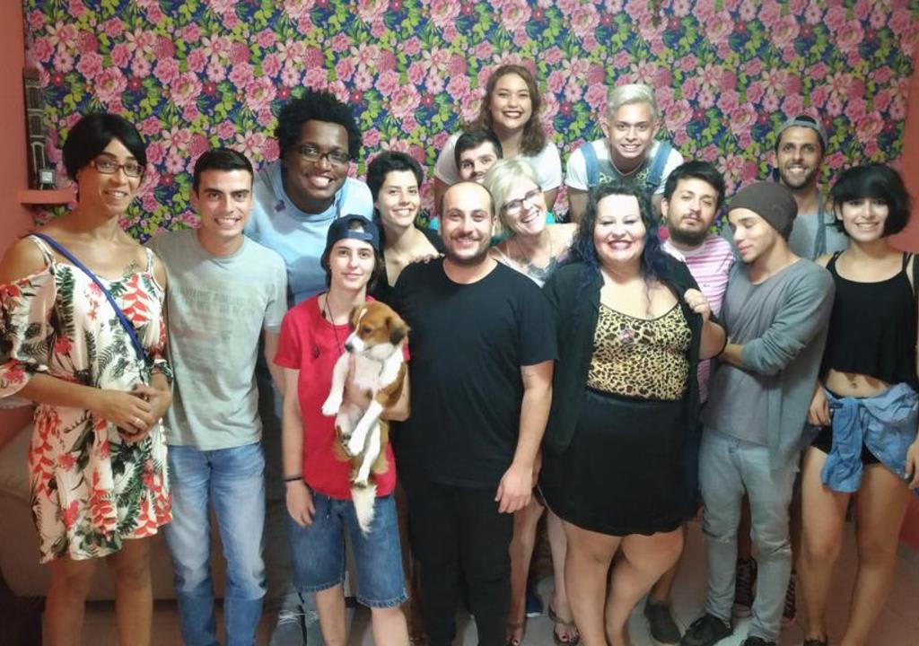 Los mejores anfitriones Worldpackers para voluntariar en el 2018 - Bazukas hostel Brasil