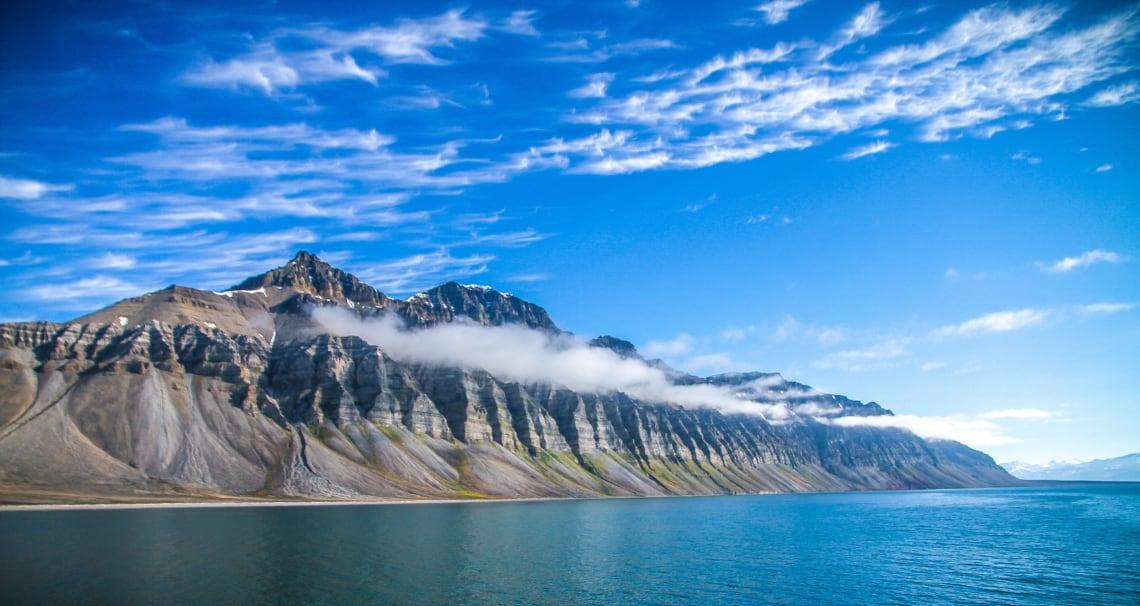 Best European destinations for nature lovers: Svalbard, Norway