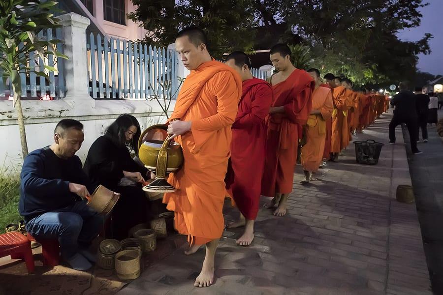 Festivais típicos da cultura asiática: That Luang