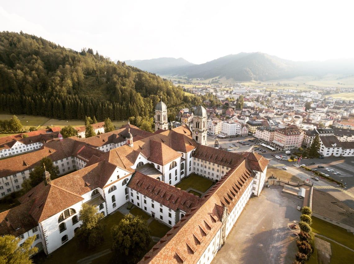 Acomodação gratuita na Suíça
