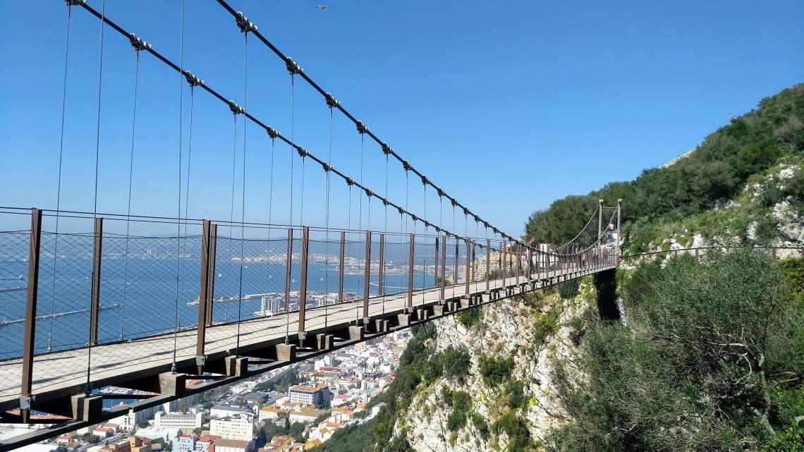 Ponte Windsor Suspension