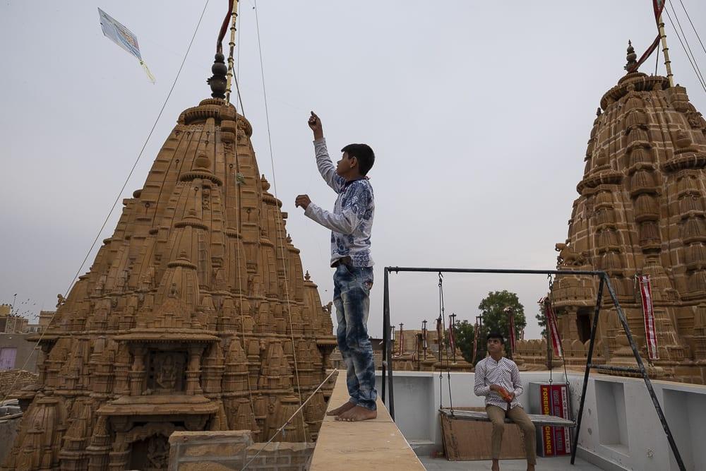 10 Cosas para hacer en Jaisalmer, India - el fuerte- Worldpackers