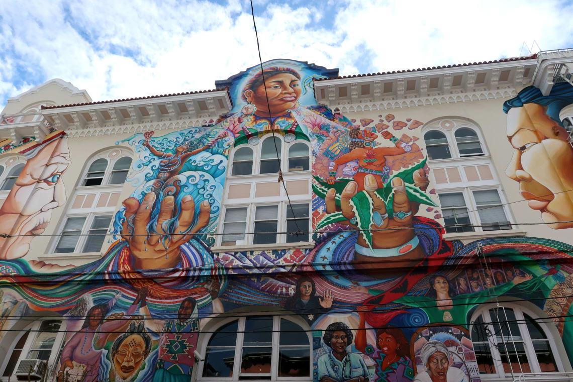 Dicas de São Francisco: Mission District