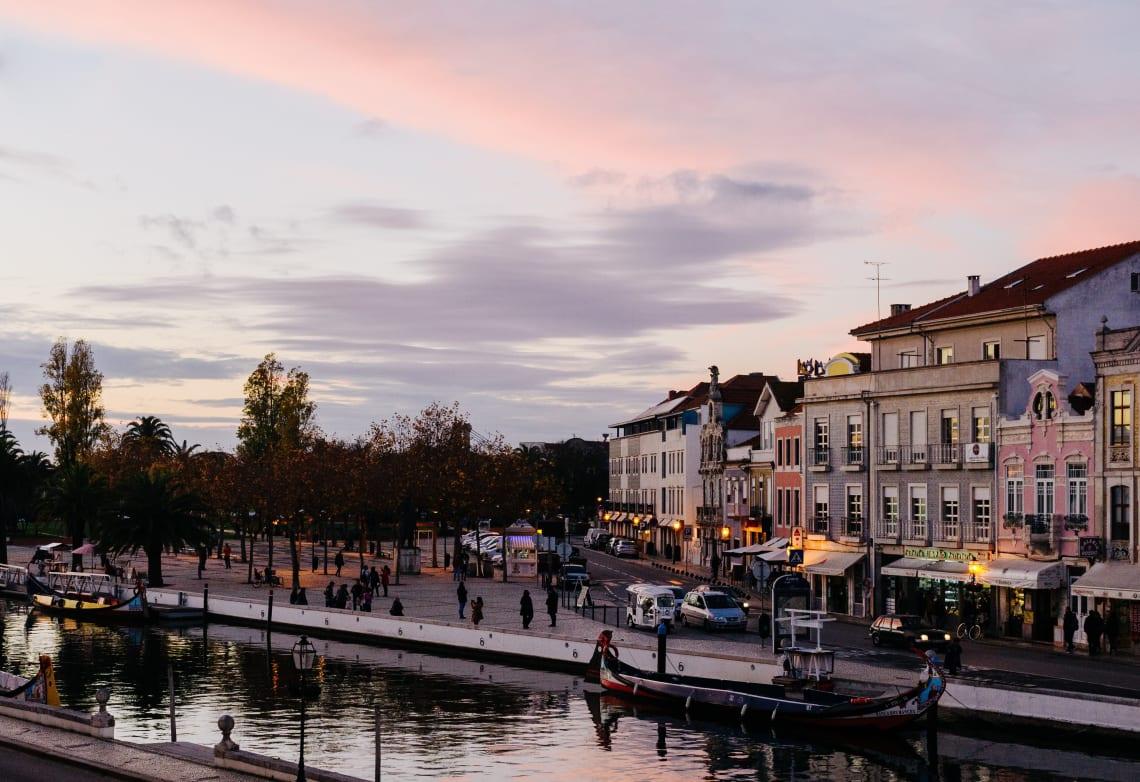 Cidades para conhecer em uma viagem para Porto: Aveiro