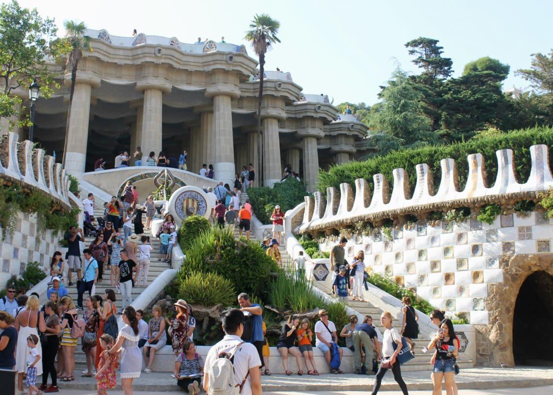 O que fazer em Barcelona: Park Guell