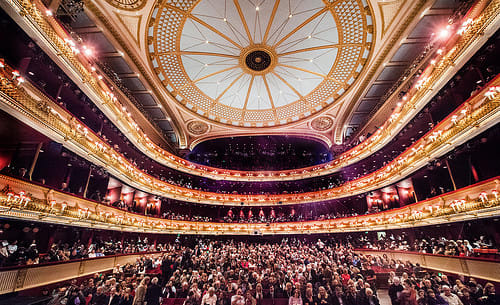12 razones para viajar a Londres este 2019 - Royal opera house - Worldpackers