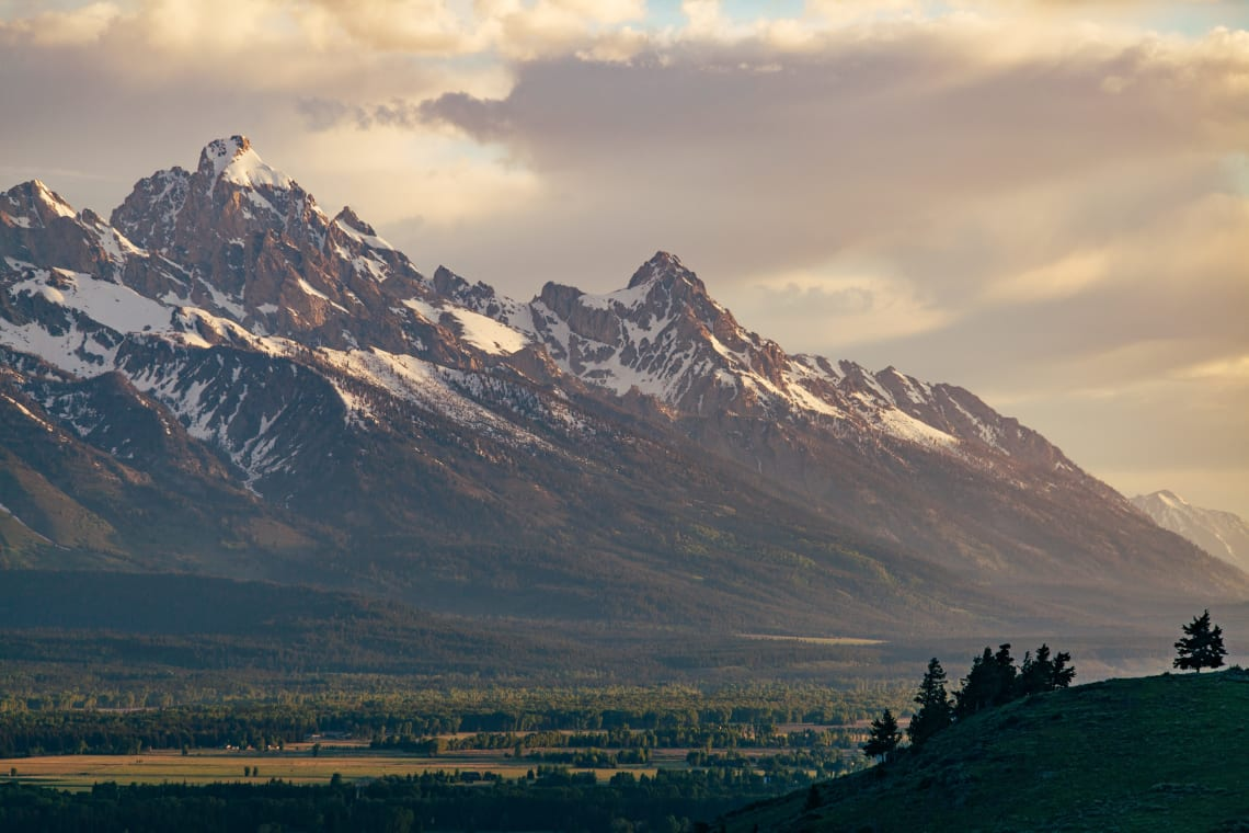 USA travel guide: Wyoming