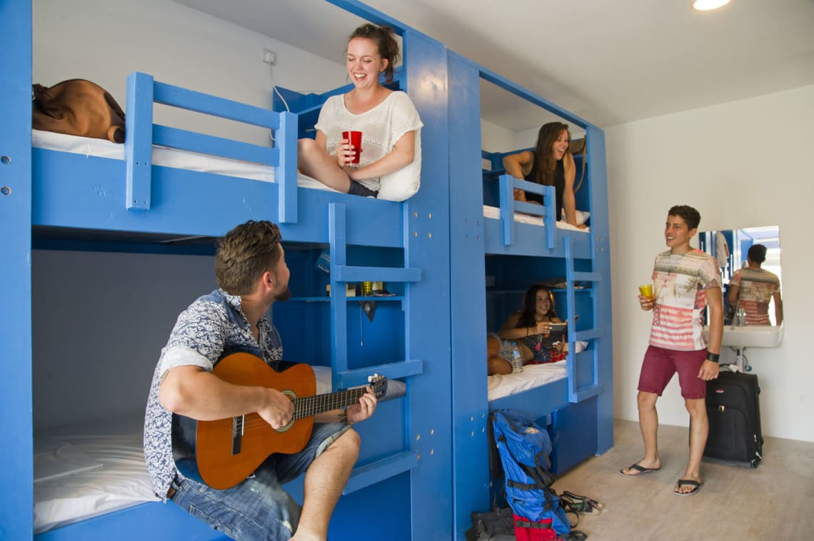 Voluntariado em Hostel