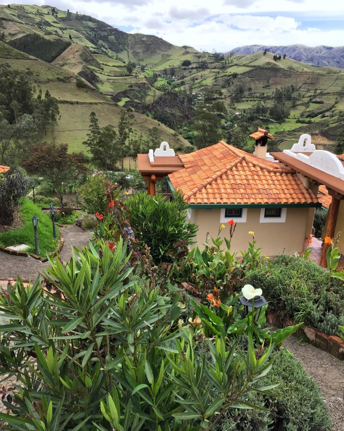 Living abroad in Ecuador