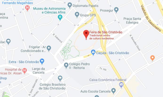 Mercados de rua do Rio de Janeiro: Feira de São Cristóvão