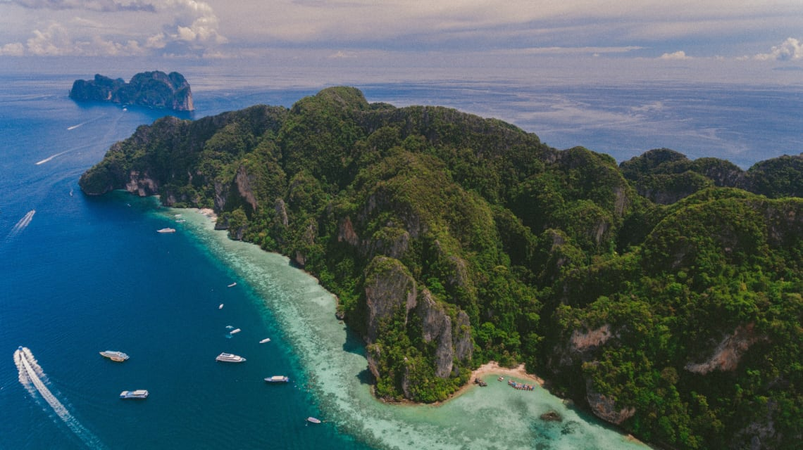 Best places to visit in Thailand: Koh Phi Phi
