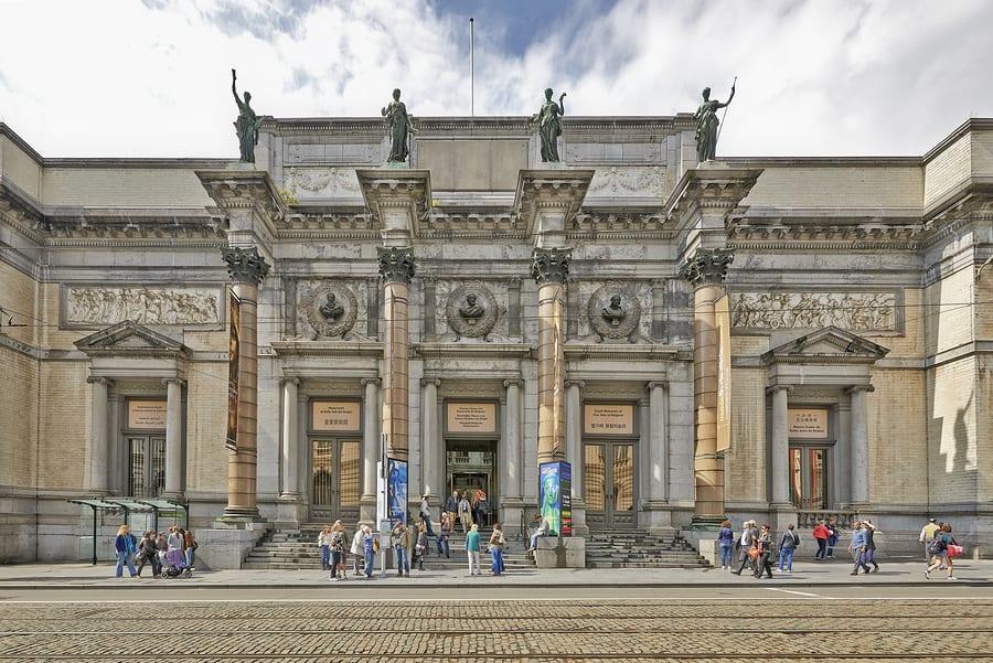 Museus Reais de Belas Artes de Bruxelas