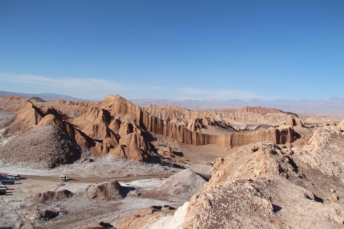Qué ver en Chile: Valle de la Luna