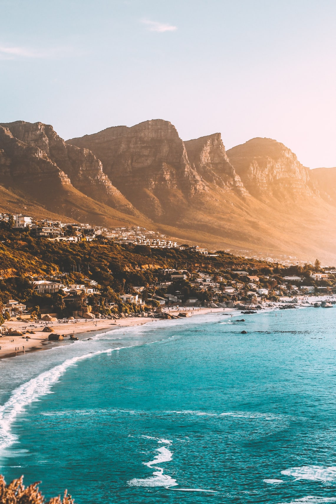 Inspirational vacations: Cape Town, South Africa
