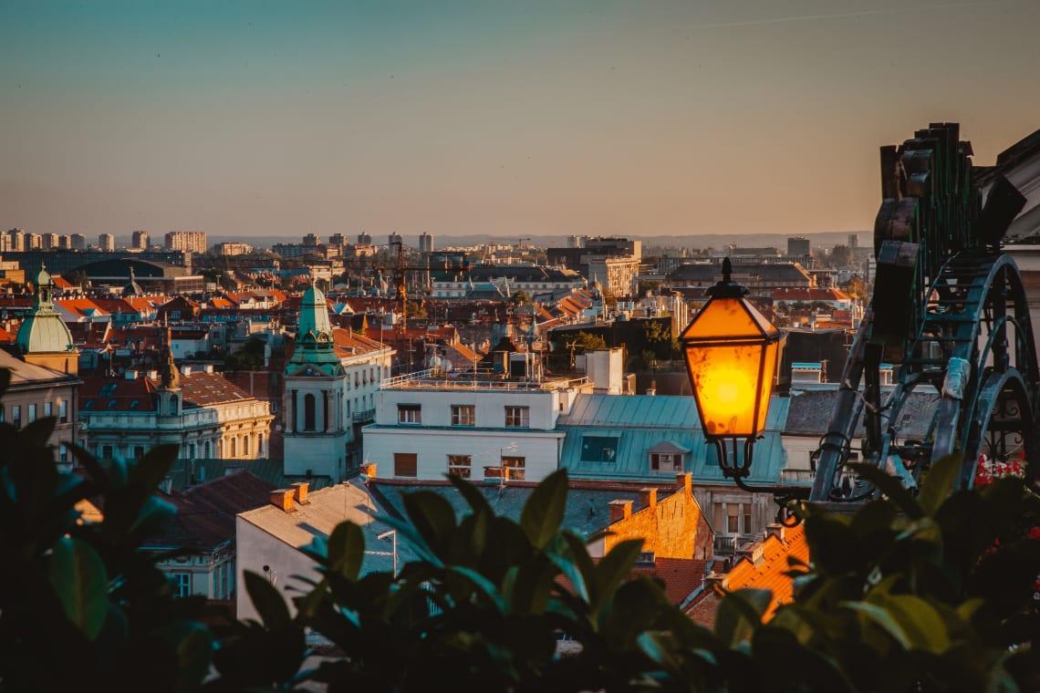 Cidades mais baratas da Europa para ser nômade digital: Zagreb, Croácia