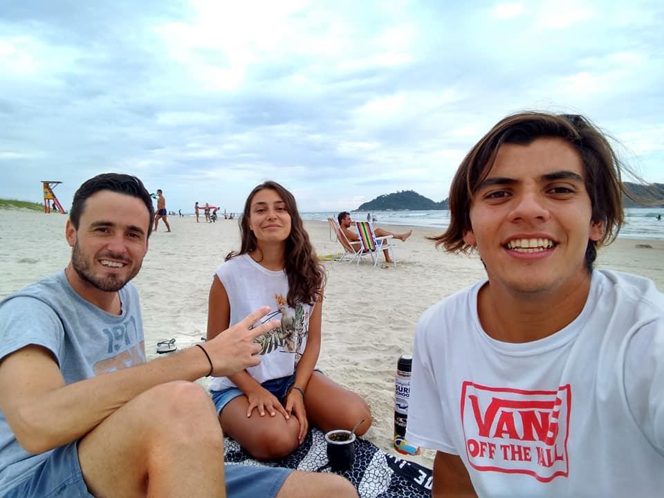 intercambio brasil, Campeche Florianópolis