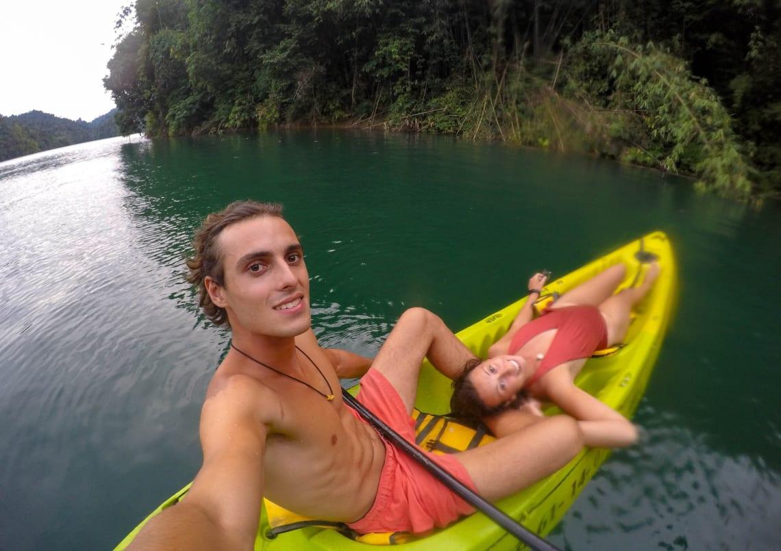 Viajar en pareja con Worldpackers - haciendo un voluntariado en el sudeste asiático