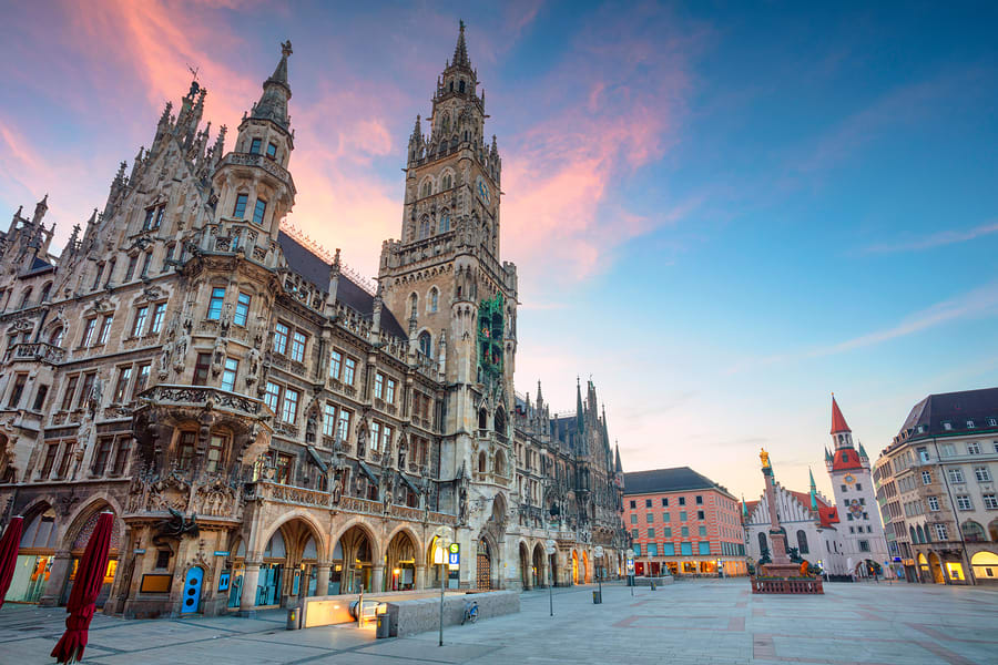 Viajar para a Alemanha: Munique