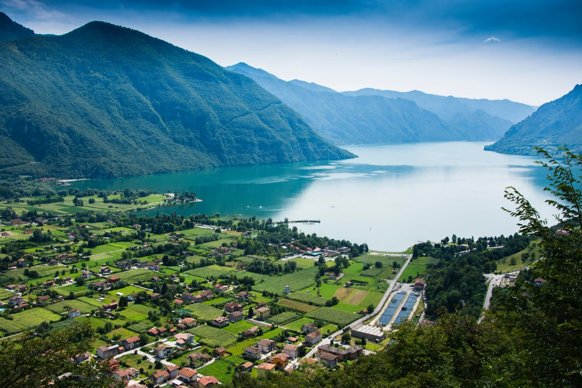 Italy destinations: Lake Garda, Lombardy
