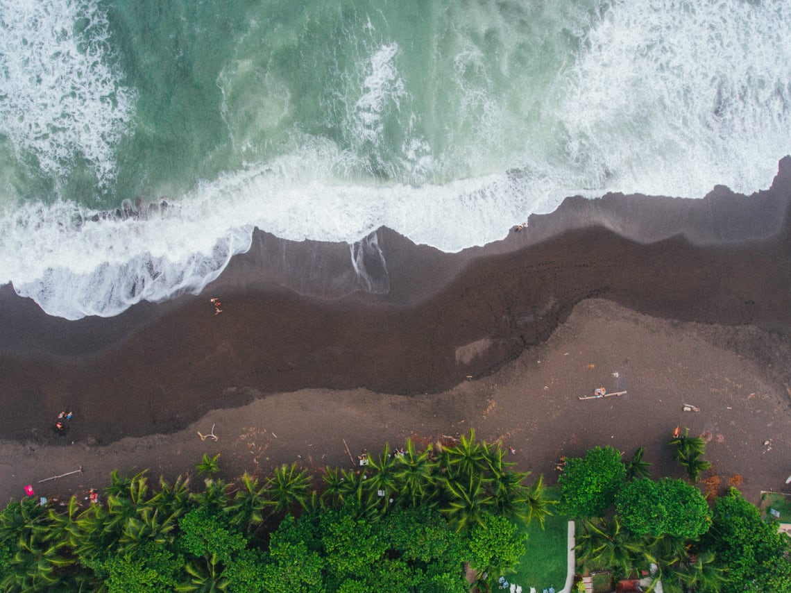 Best places to visit in Costa Rica: Pacific coast