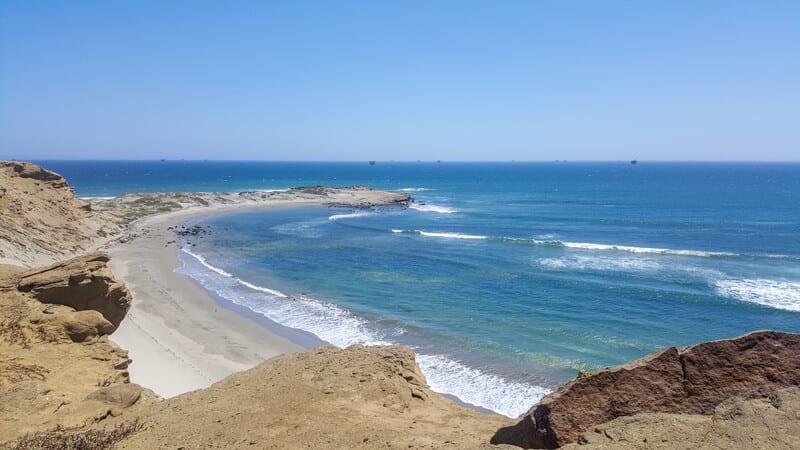 Qué hacer en Piura y sus alrededores - Worldpackers - playa en el Pacífico en Piura