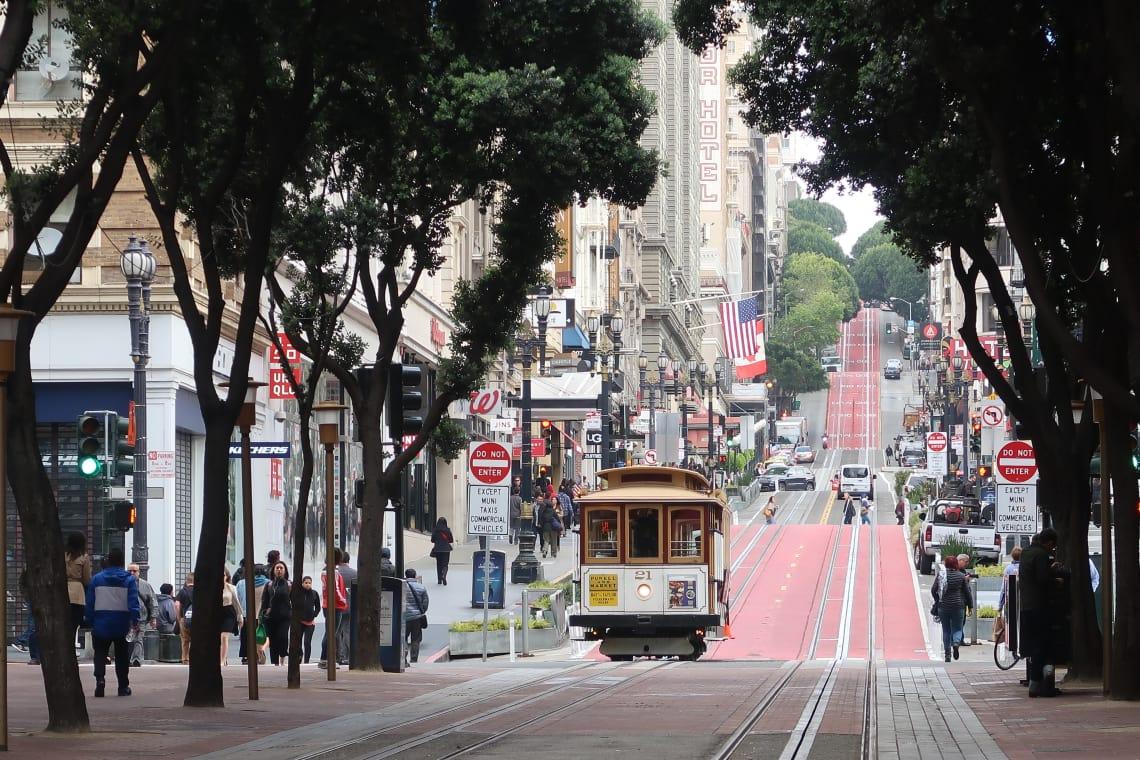Dicas de São Francisco: Lombard Street
