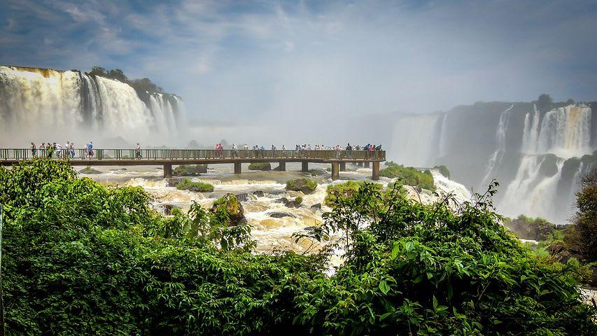 Guía para viajar a las cataratas de Iguazú con poco presupuesto - Worldpackers - plataforma en las cataratas de iguazú
