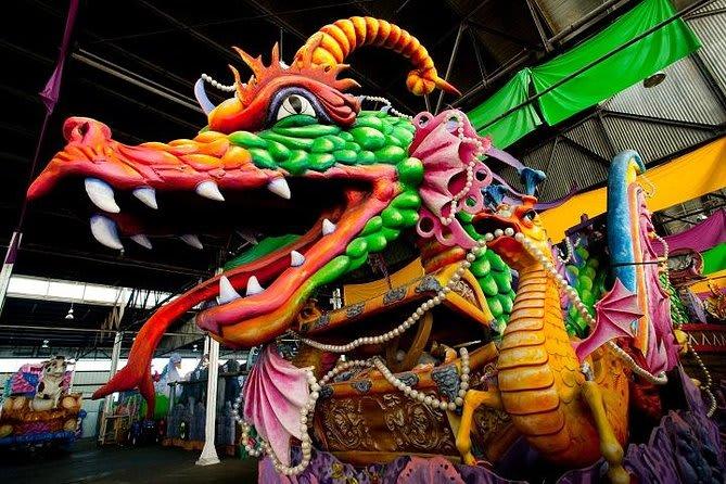 Top things to do during Mardi Gras: tour Mardis Gras World