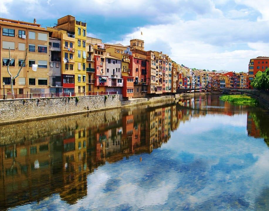 Cidades espanholas: Girona
