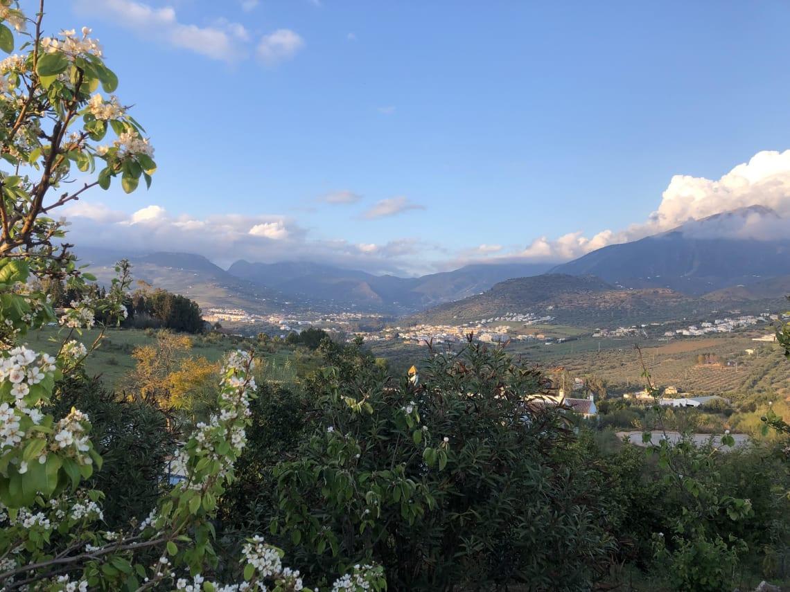 Mi experiencia como voluntario en un albergue rural en las afueras de Málaga - Worldpackers