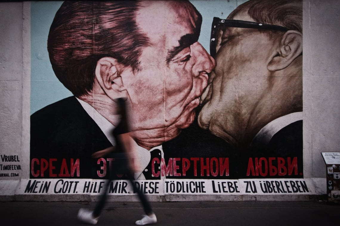 Things to do in Berlin: East Side Gallery