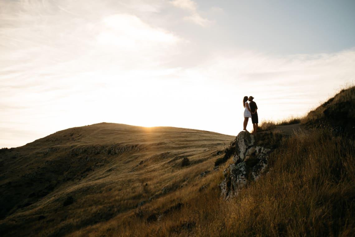 Couple, New Zealand