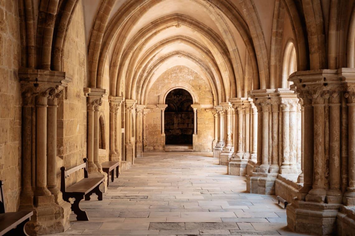 Architecture in Coimbra, Portugal