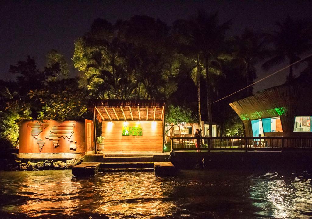 Los mejores anfitriones Worldpackers para voluntariar en el 2018 - hostel casa do mundo Rio de janeiro brasil
