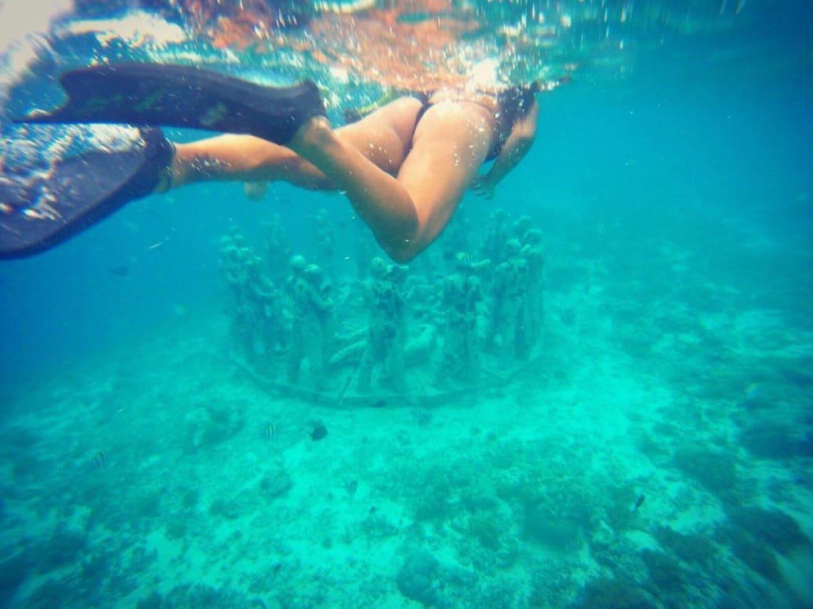 Mergulho nas ilhas Gili