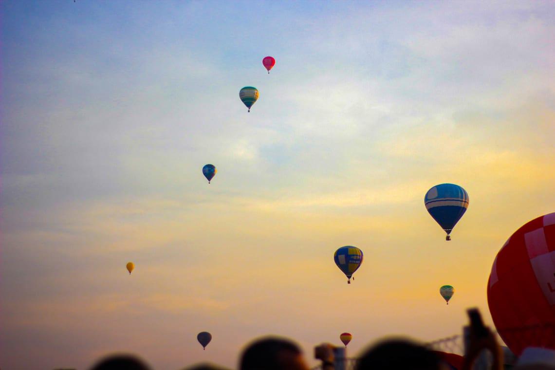 torres rio grande do sul festival internacional de balonismo