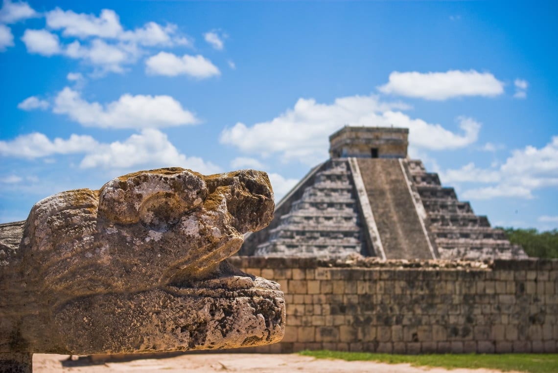 Chichén Itzá, Merida, Mexico